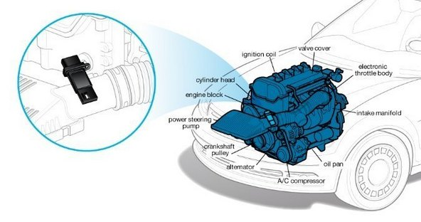 センサー部品の参考画像