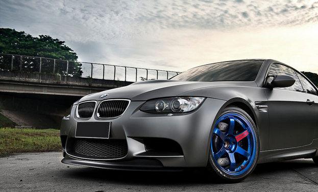 BMW M3 E92 燃費