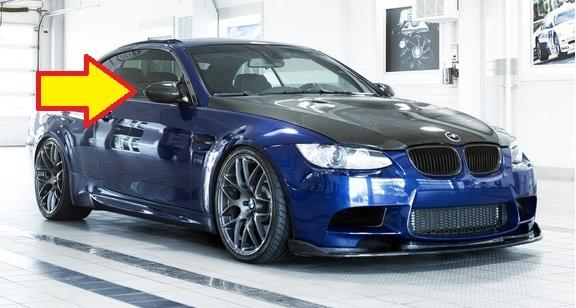 BMW M3 E92 故障