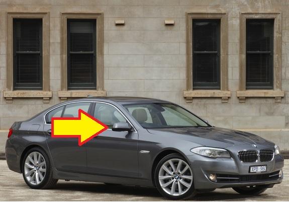 F10 BMW5シリーズ 故障