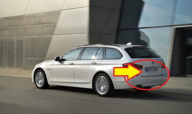 F11 BMW5シリーズ ツーリング 注意点