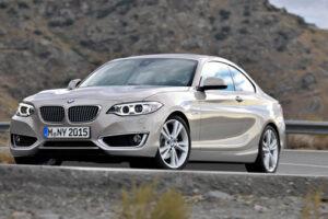BMW2シリーズクーペ 中古